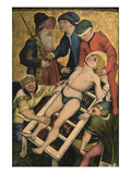 Martyrdom of St. Lawrence Posters by  Master of the Arts of Mercy