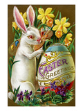 Easter Greetings Prints