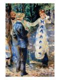 Famille Prints by Pierre-Auguste Renoir