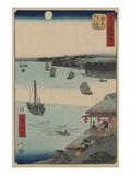 Kanagawa Prints by Ando Hiroshige