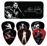Elvis Presley - 68 Special Guitar Picks Plektrons