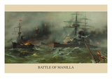Battle of Manila Harbor Posters