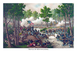 Battle of Spotsylvania Courthouse Konst