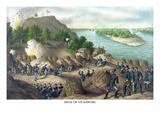 Siege of Vicksburg Affischer