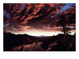 Twilight in the Wilderness Prints by Frederic Edwin Church
