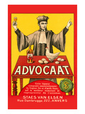 Advocat Posters