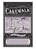 Cakewalk Premium Giclee Print by Wilbur Pierce