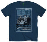 The Beatles - Shea Stadium 1965 T-shirts