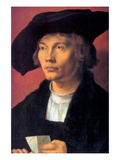 Portrait of Bernhard Von Reese Premium Giclee Print by Albrecht Dürer