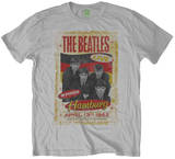The Beatles - Hamburg '62 Poster T-Shirt