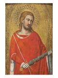 Saint Julian Premium Giclee Print by Taddeo Gaddi