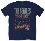 The Beatles - Liverpool, England 1962 Shirts