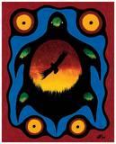 Turtle Island II Giclee Print by Frank Polson