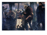 The Prodigal Son in Modern Life - the Return Prints by James Tissot