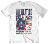 The Beatles - Coliseum Poster T-shirts