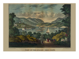 View on the Hudson - West Point Prints