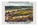 Springfield Bicycle Club Print