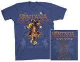 Santana - Shape Shifter Tour T-Shirt