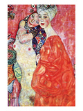 The Girlfriends Prints by Gustav Klimt