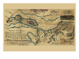 Savannah or Fort Pulaski No.1 Poster