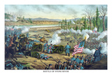Battle of Stone River or Murfreesboro Prints
