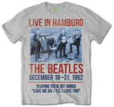The Beatles - Live in Hamburg Tshirts