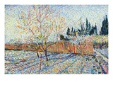 Orchard Prints by Vincent van Gogh