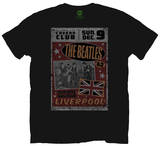 The Beatles - Live in Liverpool T-shirts