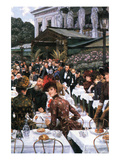 The Women of the Artist Posters by James Tissot