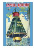 Capsule Mercury Posters