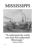 Mississippi Photographie par Wilbur Pierce