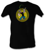 Popeye - Spinach Circle T-Shirt
