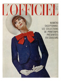 L'Officiel, March 1966 Posters by  Guégan