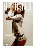L'Officiel, 2003 - Leticia Birkheuer, dans un Ensemble Très Tendance de L'Été Posters by Jeff Riedel