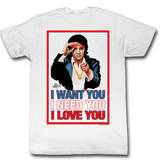 Elvis Presley - I Want You T-Shirts