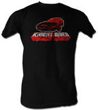 Knight Rider - Logo Tshirts