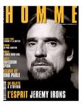L'Optimum, December 1997-January 1998 - Jeremy Irons Prints by Karl Dickenson