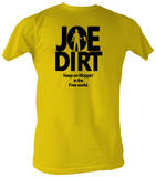 Joe Dirt - Logo T-Shirt