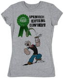 Juniors: Popeye - Spinach Contest T-shirts