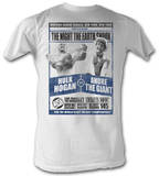 Andre The Giant - Shake The Earth T-shirts