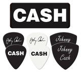 Johnny Cash - Cash Guitar Picks Médiators pour guitare