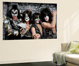 KISS Mural