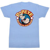 Popeye - Strong T-shirts