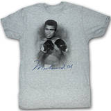 Muhammad Ali - 1137-A3 T-shirts