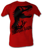 Jurassic Park - Silhouette T-Shirt