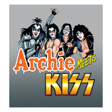 Archie Meets KISS Prints