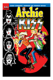 Archie Meets KISS Cover Prints