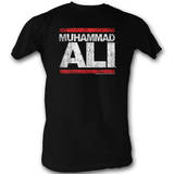 Muhammad Ali - Run ALI Camisetas