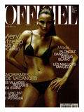 L'Officiel, June 1998 - Fernanda, Agence Marilyn Prints by Christophe Meimoon