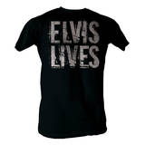 Elvis Presley - Elvis Lives Shirts